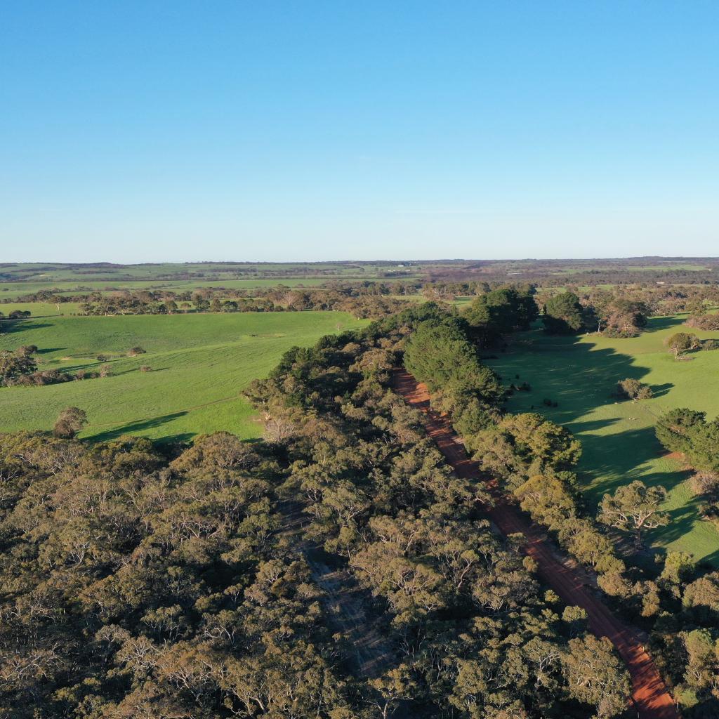 Kangaroo Island panorama