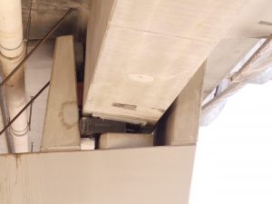 South Road Tram bridge inspection