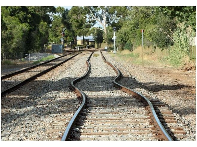Railway lines inspections