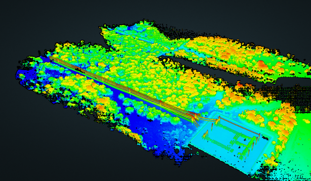 Point Cloud example